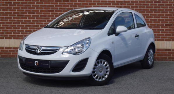 Vauxhall Corsa Expression 1.0i 12v ecoFLEX - cheapest to insure for drivers under the age of 25