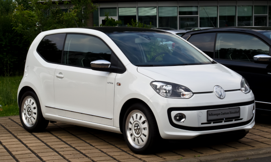 Volkswagen Up - very affordable to insure