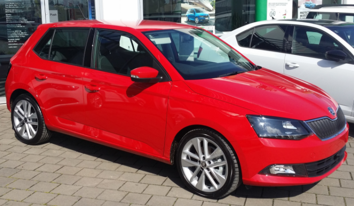 Skoda Fabia S 1.0 - cheapest cars to insure, for a teenage driver